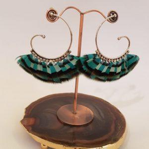 Boucles d'oreilles Gas Bijoux