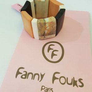 Bracelet en bois Fanny Fouks