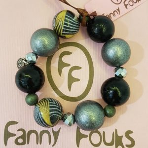 Bracelet boulier bois Fanny Fouks