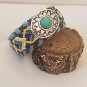Bracelet cuir WAITZ