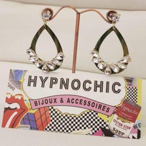 Boucles d'oreilles HYPNOCHIC