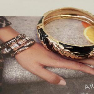 Bracelet ARGELOUSE Bordeaux, NOIR