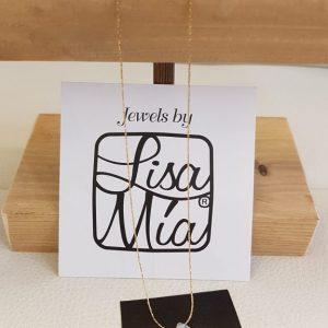 Collier ras de cou pierre semi-précieuse LISA MIA