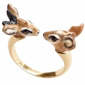 Bague Antilopes NACH BB58