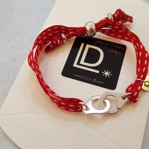Bracelet Tissu Ligne D