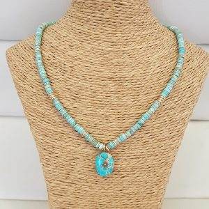 Collier ANARTXY Turquoise
