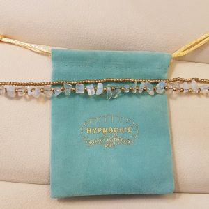 Bracelet De Cheville En Pierres Naturelles HYPNOCHIC