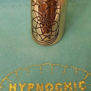 Bague HYPNOCHIC doré
