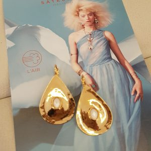Boucles D'oreilles SATELLITE Paris
