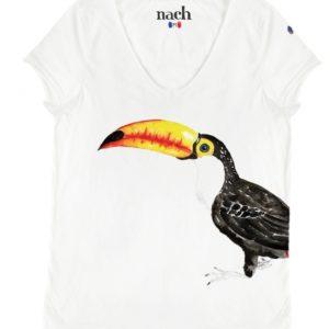 T-shirt Toucan NACH BIJOUX