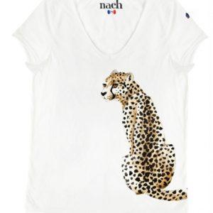 T-shirt Guépard NACH Bijoux