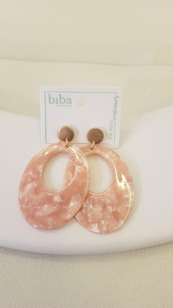 Boucles d'oreilles BIBA