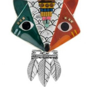 Broche TARATATA Collection BELLE ET RUSEE