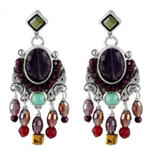 Boucles d'oreilles TARATATA Collection GANGE