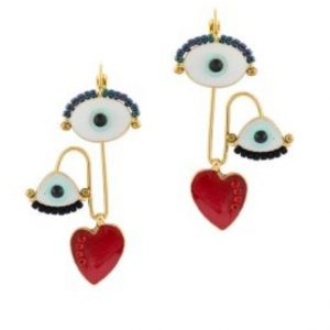 Boucles d'oreilles TARATATA Collection MIRETTE