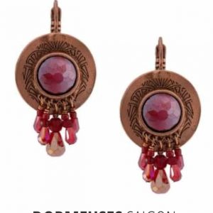 Boucles d'oreilles TARATATA Collection SAIGON
