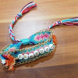 Bracelet Brésilien HYPNOCHIC Freedom