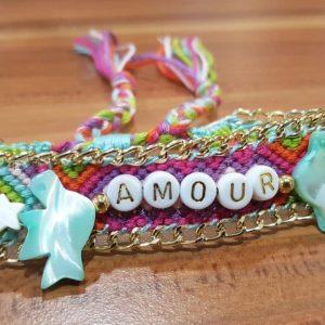 Bracelet Brésilien HYPNOCHIC Amour